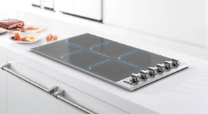 viking cooktop led lights
